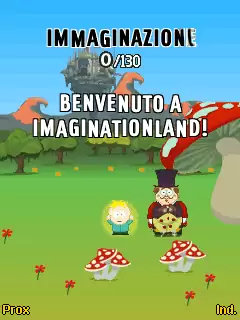 South Park: Imaginationland Java Game Image 2