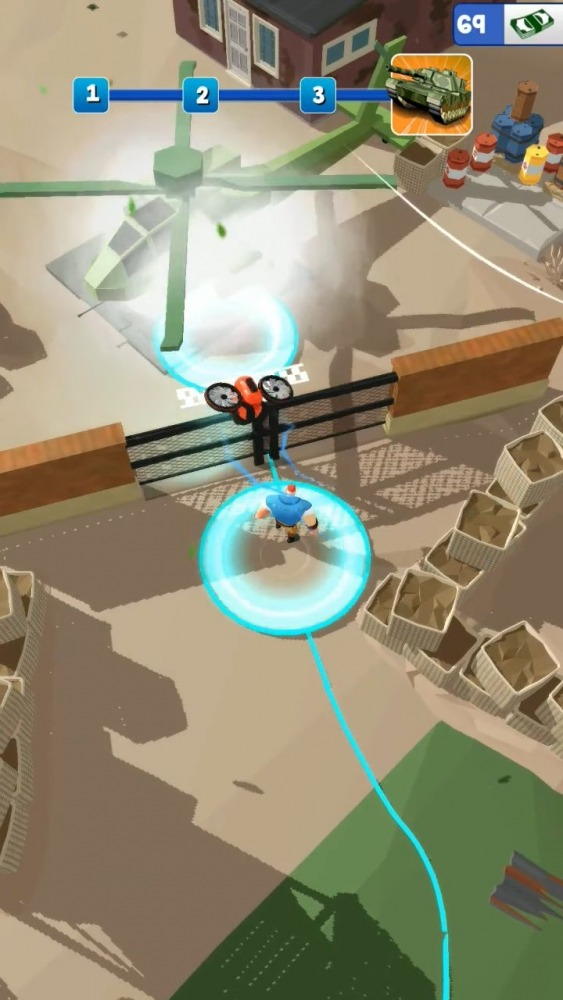 Casual Commando Android Game Image 4