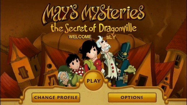 May's Mysteries: A Puzzle Adventure Journey Android Game Image 1