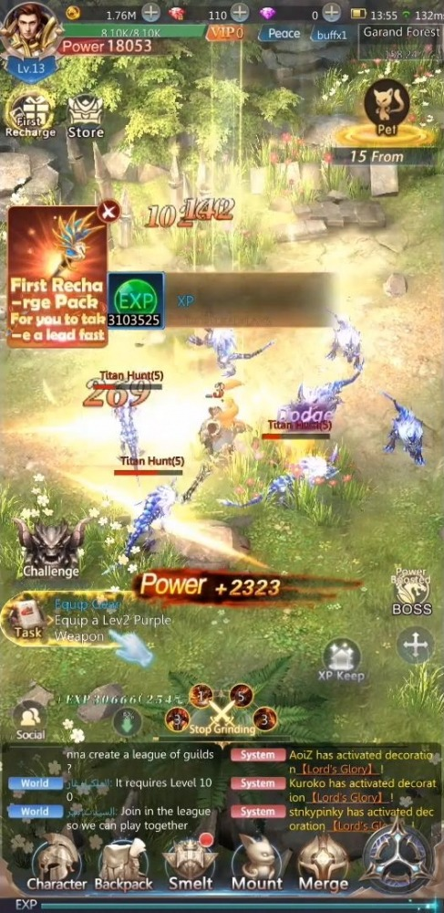 Pasha Fencer Android Game Image 3