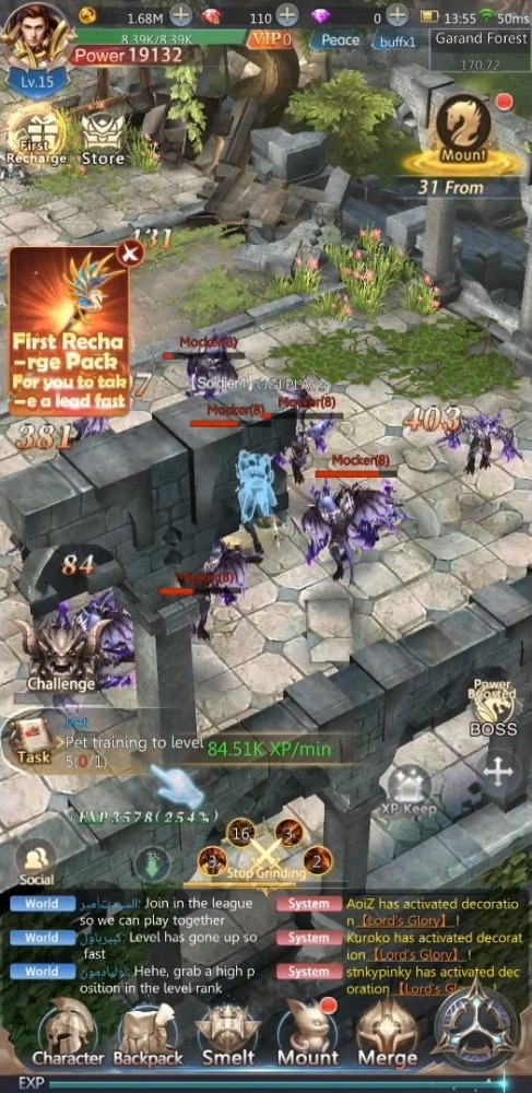 Pasha Fencer Android Game Image 4