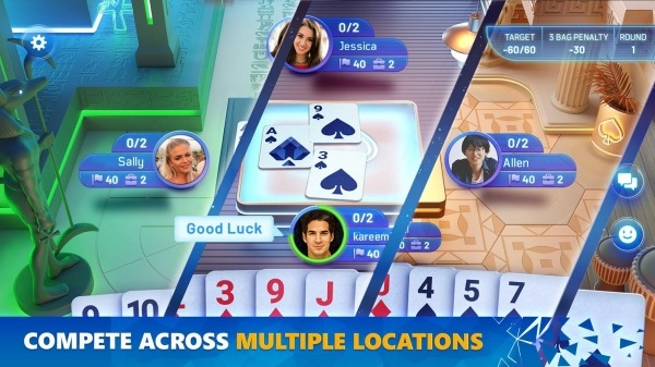 Spades Masters Android Game Image 4