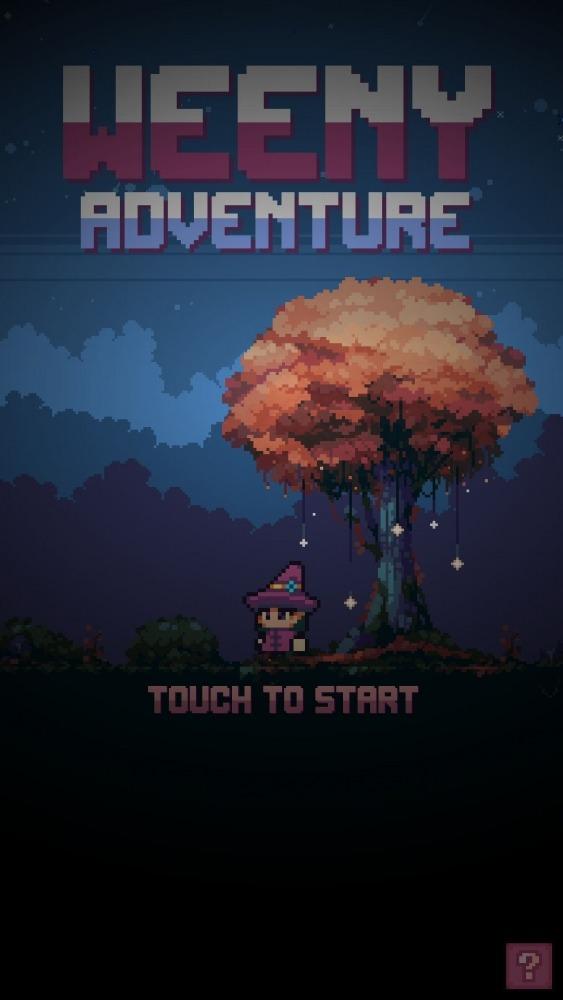 Weeny Adventure - Retro Platformer Android Game Image 1