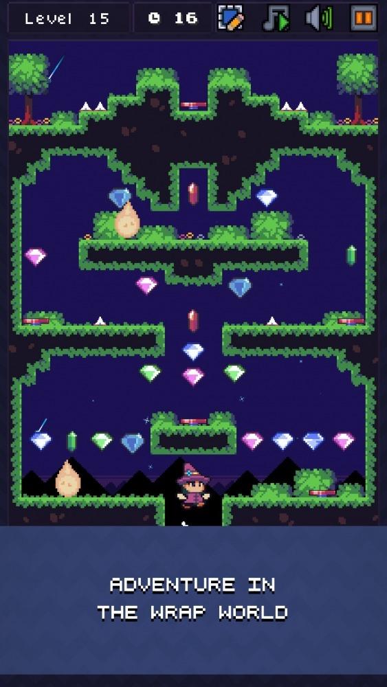 Weeny Adventure - Retro Platformer Android Game Image 3