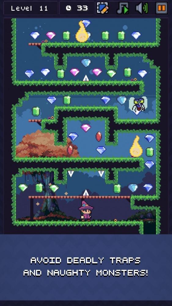 Weeny Adventure - Retro Platformer Android Game Image 4
