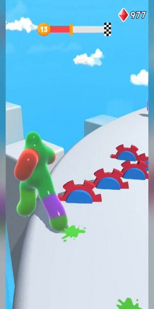 Blob Runner 3D Android Game Image 2