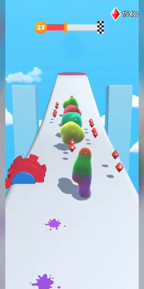 Blob Runner 3D Android Game Image 4