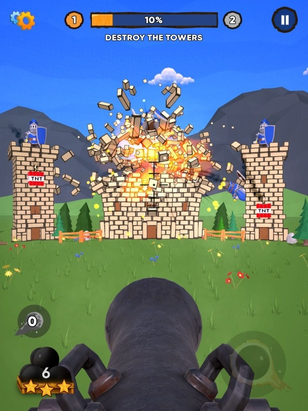Cannon It! Android Game Image 4