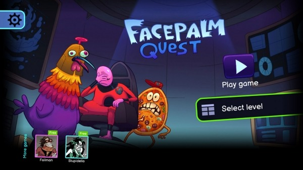 Facepalm Quest Android Game Image 1