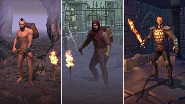 Grim Soul: Dark Fantasy Survival Android Game Image 1