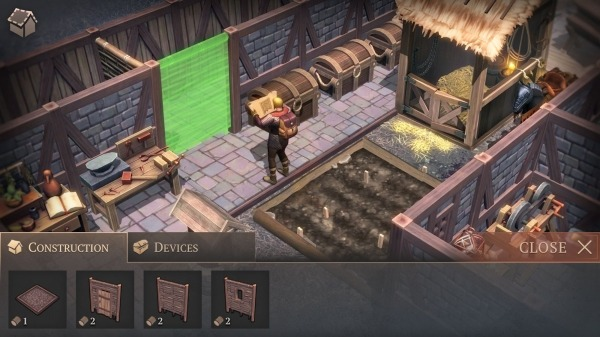 Grim Soul: Dark Fantasy Survival Android Game Image 2