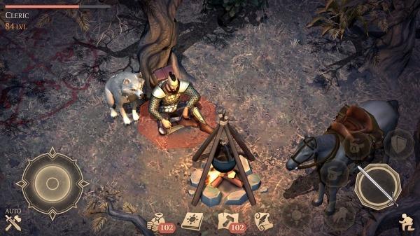 Grim Soul: Dark Fantasy Survival Android Game Image 3