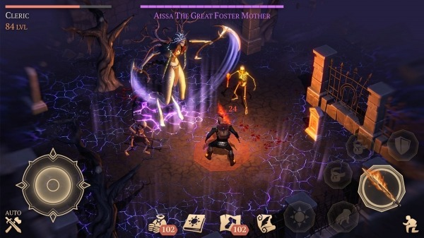 Grim Soul: Dark Fantasy Survival Android Game Image 4