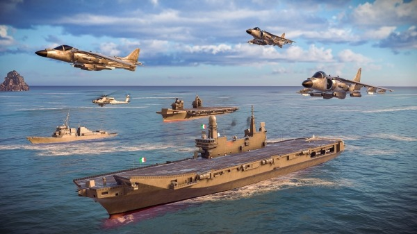 MODERN WARSHIPS: Sea Battle Online Android Game Image 1