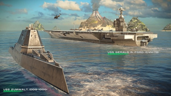 MODERN WARSHIPS: Sea Battle Online Android Game Image 2