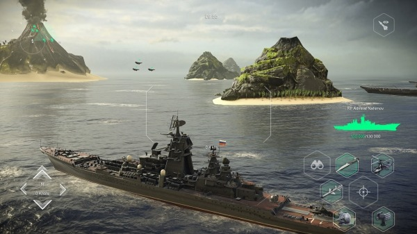 MODERN WARSHIPS: Sea Battle Online Android Game Image 3