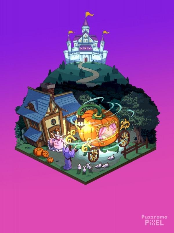 Puzzrama Pixel Android Game Image 2