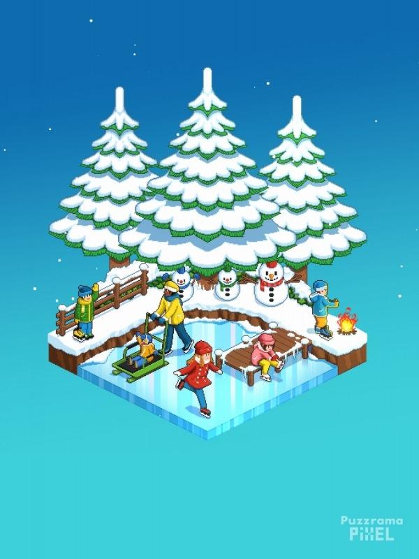 Puzzrama Pixel Android Game Image 3