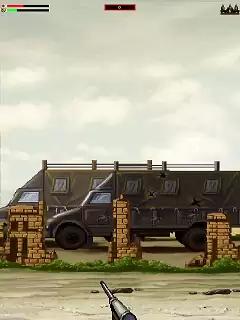 Border War: Face Off Java Game Image 2