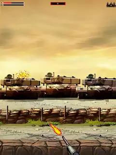 Border War: Face Off Java Game Image 4