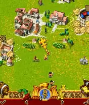 Romans And Barbarians Java Game Image 2