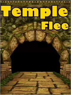 Temple Flee Java Game Image 1