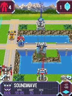 Transformers G1: Awakening Java Game Image 2