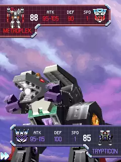 Transformers G1: Awakening Java Game Image 3