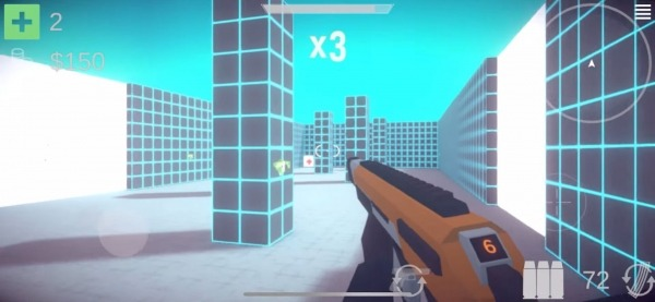 321 Shootout Android Game Image 1