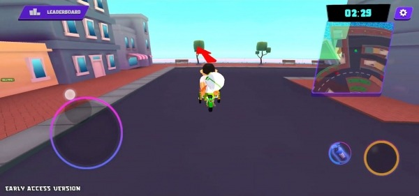 Crazy Delivery Rumble - Taxi Brawl Android Game Image 3