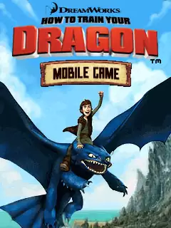 How To Train Your Dragon Java Game Image 1