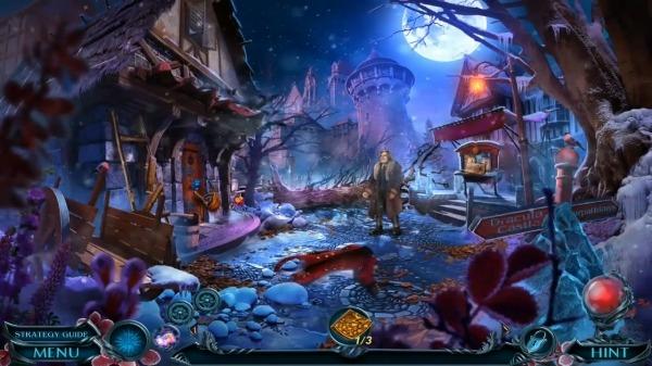 Hidden Objects - Dark Romance: Vampire Origins Android Game Image 3