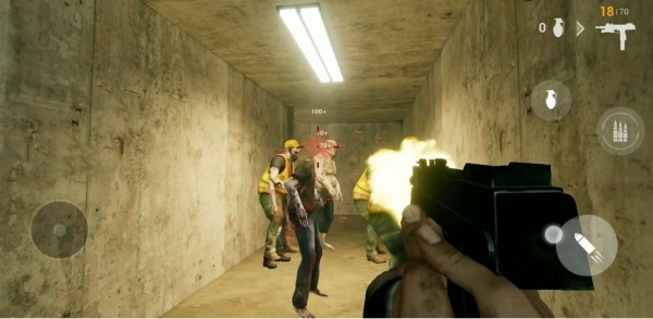 Road To Dead - Zombie Games FPS Shooter Android Game Image 1