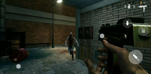 Road To Dead - Zombie Games FPS Shooter Android Game Image 4