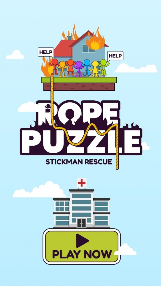 Rope Puzzle Android Game Image 1