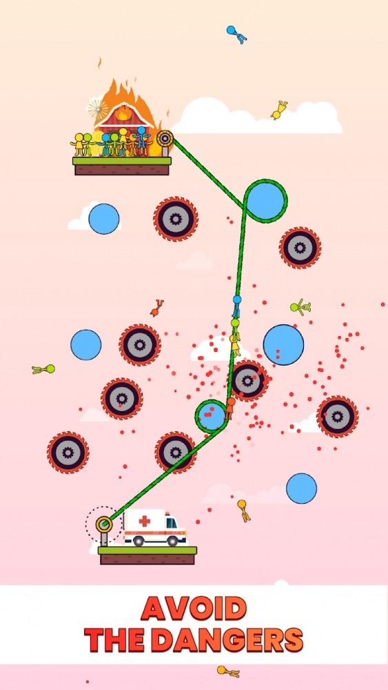 Rope Puzzle Android Game Image 4