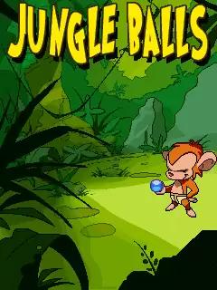 Jungle Balls Java Game Image 1