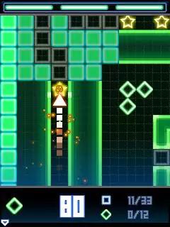 Neon Runner Java Game Image 2