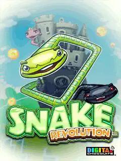 Snake Revolution Java Game Image 1
