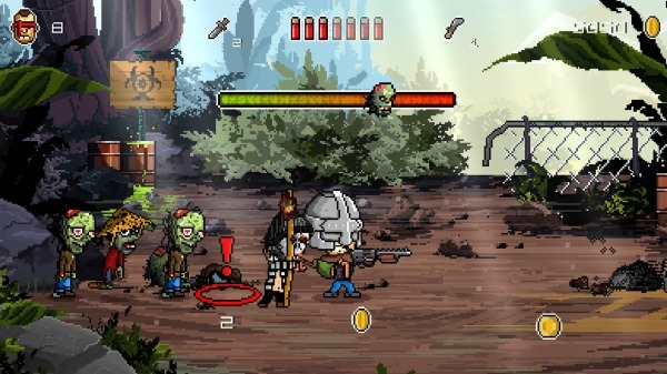 Blind Shot Android Game Image 3