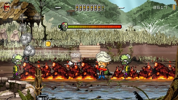 Blind Shot Android Game Image 4