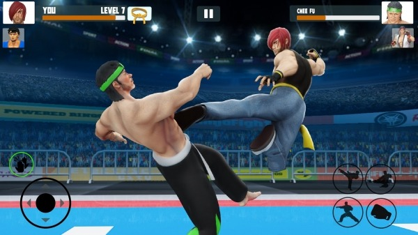 Karate Fighting Games: Kung Fu King Final Fight Android Game Image 1