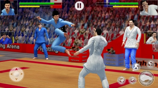 Karate Fighting Games: Kung Fu King Final Fight Android Game Image 4
