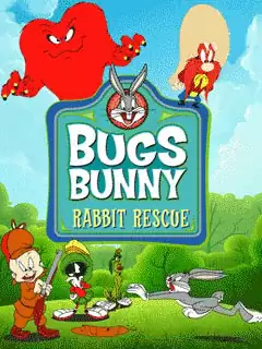 Bugs Bunny: Rabbit Rescue Java Game Image 1