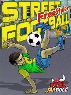 Street Football: Freestyler Java Game Image 1