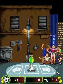 Street Football: Freestyler Java Game Image 4