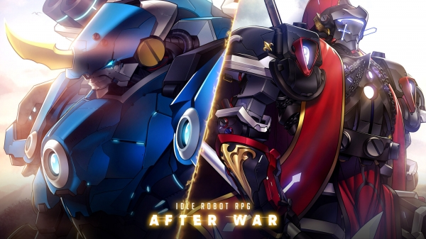 After War – Idle Robot RPG Android Game Image 1