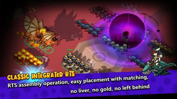 Alchemy War2: The Rising Android Game Image 3