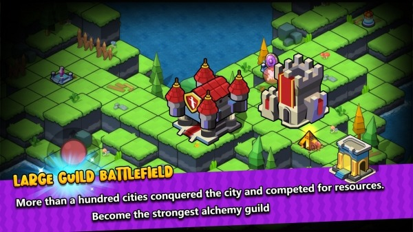 Alchemy War2: The Rising Android Game Image 4