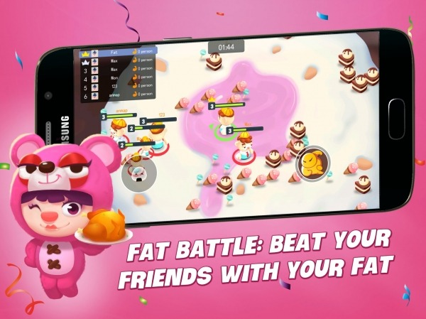 Fatty Fatty Android Game Image 2